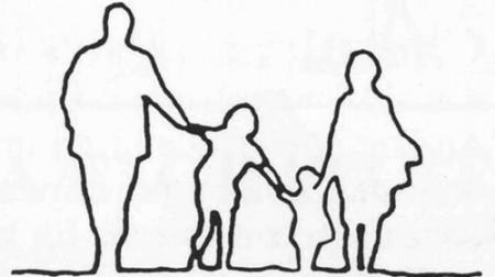 famiglia-stilizzata